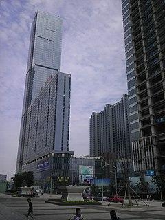 Suning Plaza, Wuxi building in Wuxi Suning Plaza 1, China