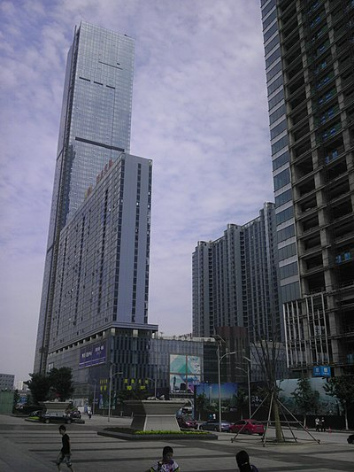 Wuxi Maoye City - Marriott Hotel