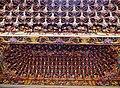 Taipeh Guandu Temple Haupthalle Decke 3.jpg