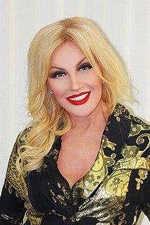Taisia Povaliy Ukrainian actress
