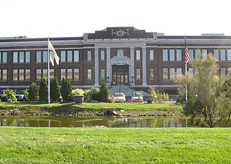 New Jersey Department of Corrections - Talbot Hall