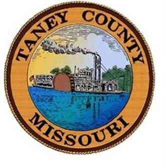 Taney County, Missouri - Image: Taneylogo