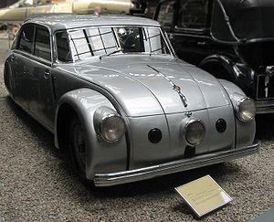 Tatra 77 - Image: Tatra T 77a