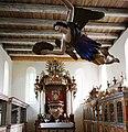 Taufengel der Sternhagener Kirche.jpg