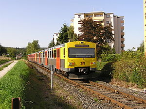 VT2E der HLB in Köppern