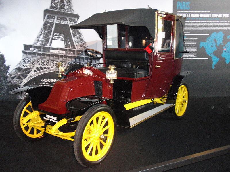 File:Taxi de la Marne Renault Type AG 1913.JPG