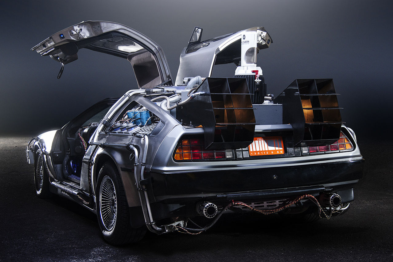 [SCHEMATICS_4ER]  DeLorean time machine - Wikiwand | Delorean Starter Wiring Diagram |  | Wikiwand