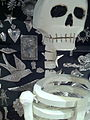 Teatro De Los Muertos - Detail of Skeleton.jpg