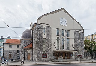 Estonian Drama Theatre