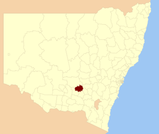 Temora Shire Local government area in New South Wales, Australia