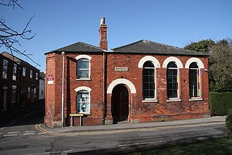 Laceby - Temperance Hall, Laceby.