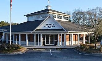 Temple, Georgia - Temple City Hall