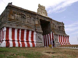 Krishnagiri district - Shiva temple at Hosur
