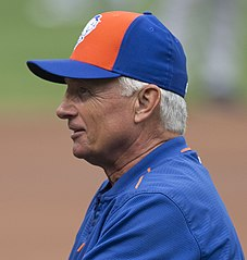 Terry Collins jako menadżer New York Mets