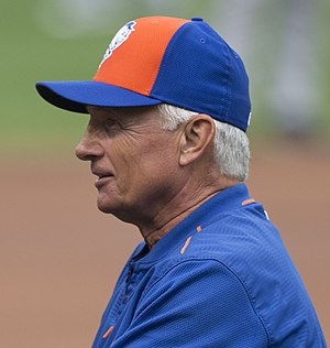 Terry Collins - Collins with the New York Mets