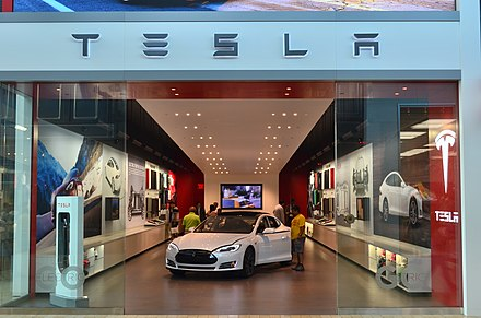 Tesla Motors Store in Toronto - Tesla Motors