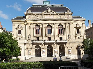 Théâtre des Célestins theater in Lyon, France