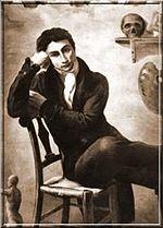 Théodore Géricault - Autoportrait