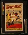 The Barnum & Bailey greatest show on earth. The marvelous foot-ball dogs - Strobridge Litho. Co., Cincinnati & New York. LCCN2002695267.jpg