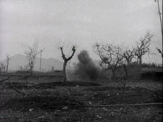 <i>The Battle of San Pietro</i> 1945 film by John Huston