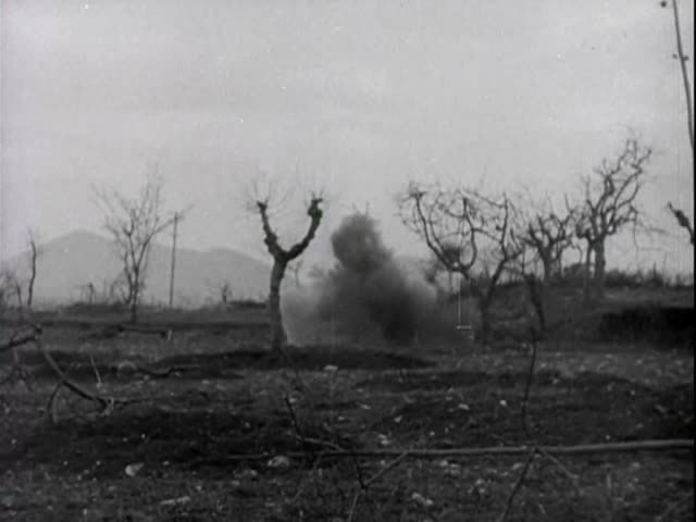 فایل:The Battle of San Pietro (1945).webm