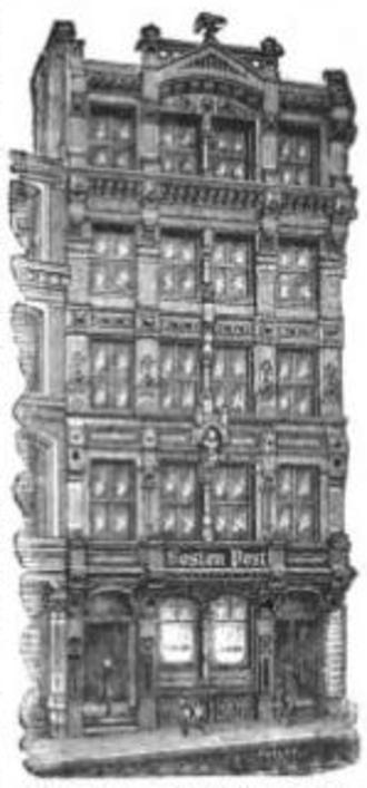 The Boston Post - The Boston Post Building 15–17 Milk Street Boston, Massachusetts