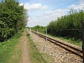 The Bure Valley Railway and walk - geograph.org.uk - 1279015.jpg