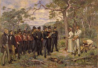 <i>The Foundation of Perth 1829</i>