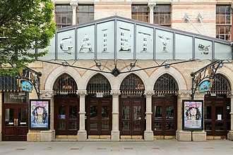 Eurovision Song Contest 1971 - Gaiety Theatre, Dublin – host venue of the 1971 contest