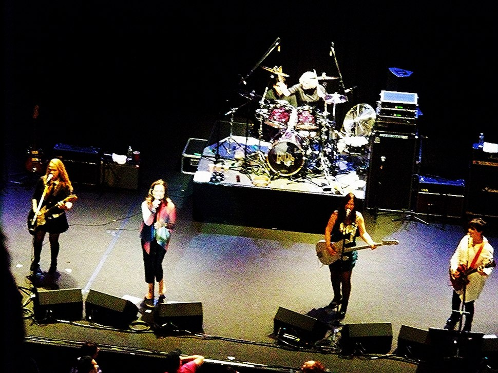 The Go Gos in 2012