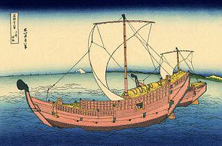 La route maritime de la province de Kazusa