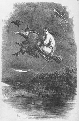 Samlesbury witches - Image: The Lancashire Witches 10