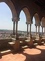 The Loggia at the Castle of Leiria.jpg