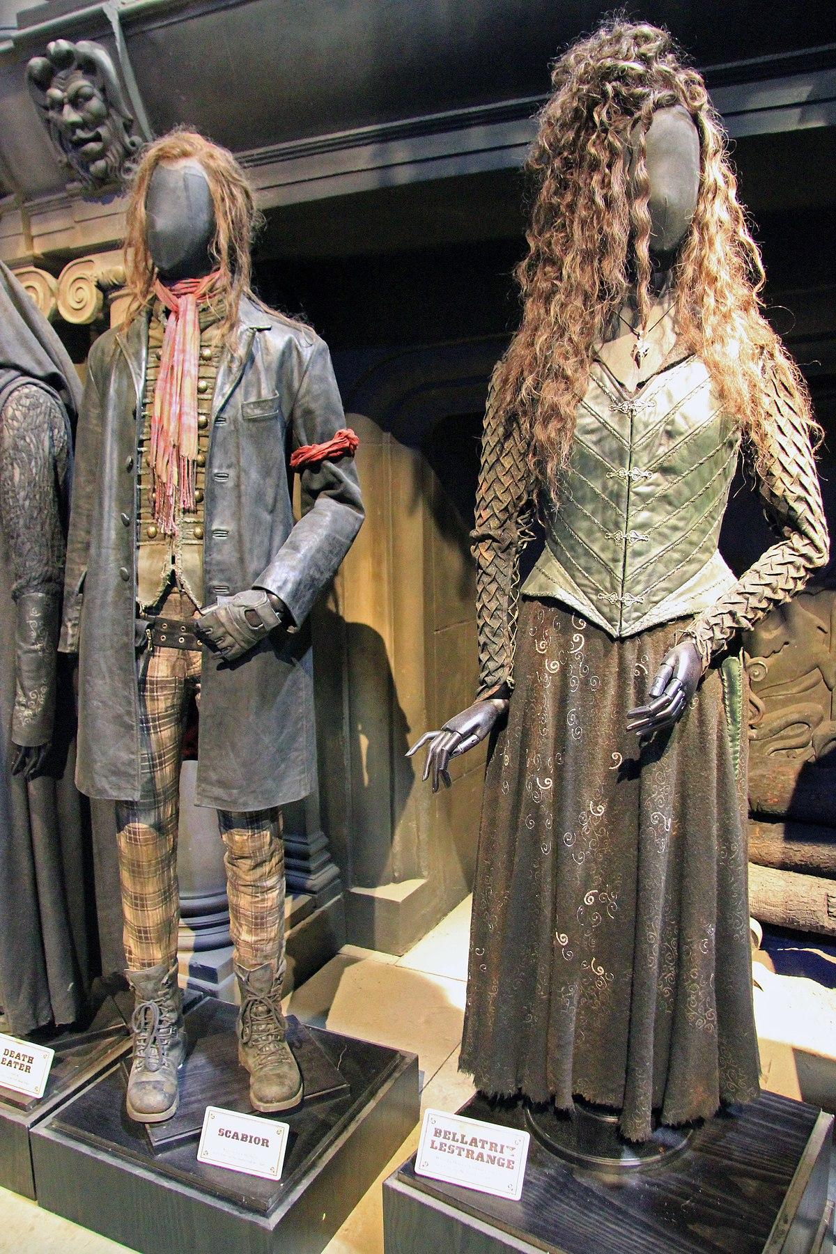 Bellatrix van Detta - ... Helena Bonham Carter Harry Potter