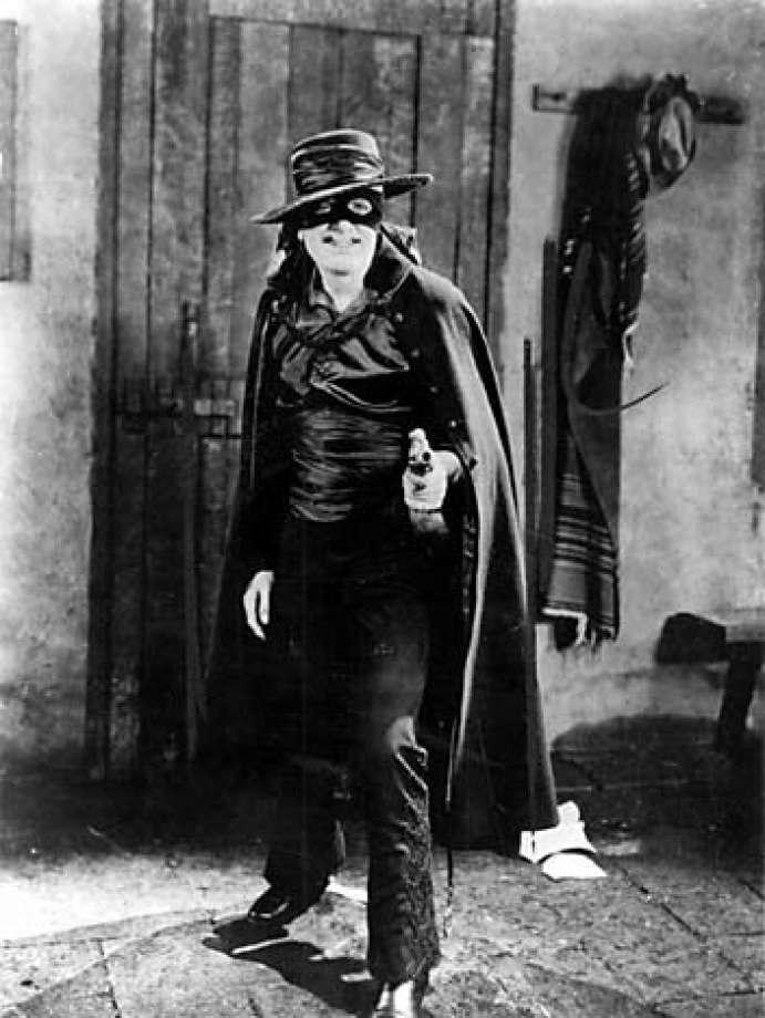 The Mark of Zorro (1920) - 3