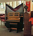 The Miniature Organ In St Thomas Church, Lymington - Hampshire.jpg
