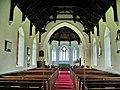 The Parish Church of St Bartholomew, Loweswater, Interior - geograph.org.uk - 554795.jpg