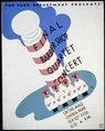 The Park Department presents final barbershop quartet concert on the mall, Central Park LCCN98518601.tif
