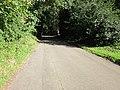 The Road Climbing Casthorpe Hill (geograph 4247765).jpg