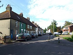 The Street, Upchurch - geograph.org.uk - 1477143.jpg