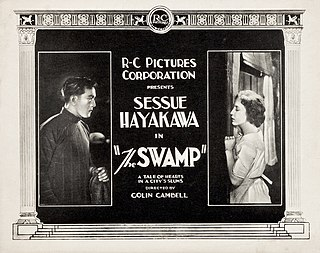 <i>The Swamp</i> (1921 film) 1921 silent film by Colin Campbell