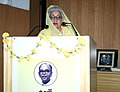 The Union Minister for Culture, Smt. Chandresh Kumari Katoch addressing at the 21st Prof. D.S. Kothari Memorial Oration, at Jodhpur on July 08, 2013.jpg