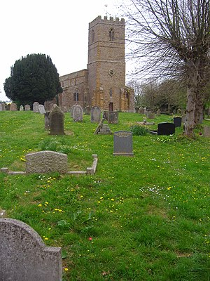 Norton, Northamptonshire - All Saints Parish Church, Norton