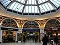 The approach, High Street Kensington Station - geograph.org.uk - 1700705.jpg