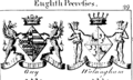 The arms of the nobility, of England, Scotland and Ireland, brought down to the year 1778 Fleuron T118793-22.png