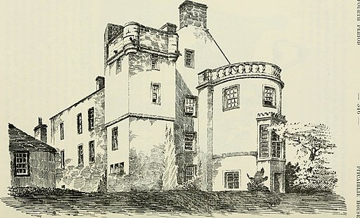 The castellated and domestic architecture of Scotland, from the twelfth to the eighteenth century (1887) (14759208966)