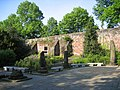 The city walls from the Roman Garden - geograph.org.uk - 805767.jpg