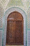 The door of a Qajari tomb.jpg