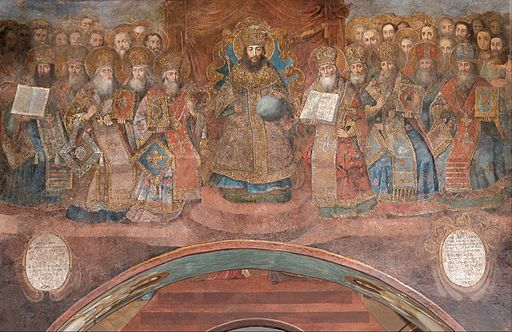 The first Ecumenical Council - Google Art Project