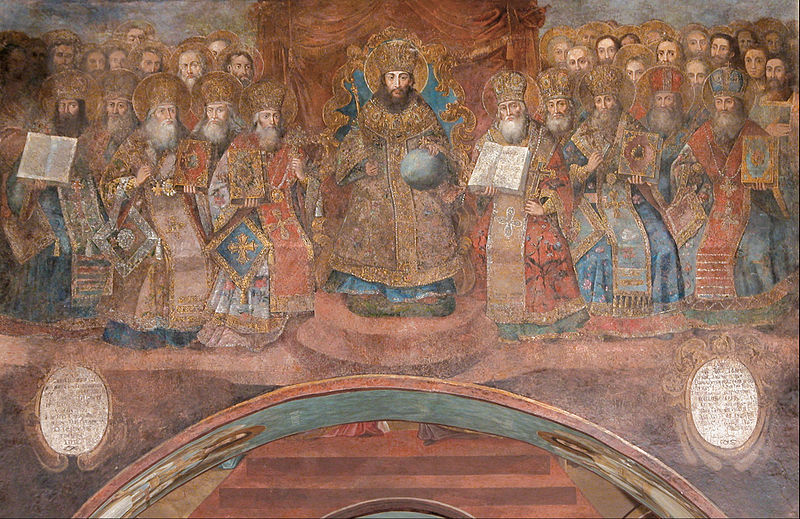 File:The first Ecumenical Council - Google Art Project.jpg
